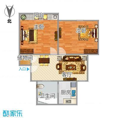 上海-齐河花苑-设计方案