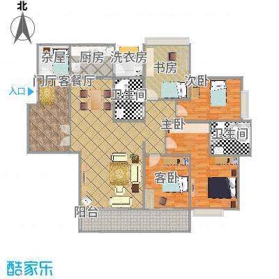 长沙-湘江世纪城临江苑-设计方案