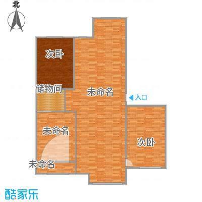 哈尔滨星光耀广场户型图-副本