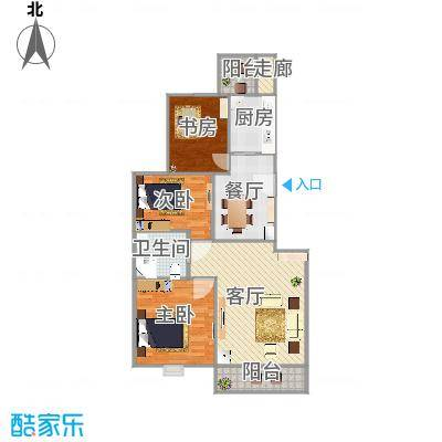 大同-桐城怡景-设计方案