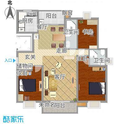 中新翠湖户型图-副本