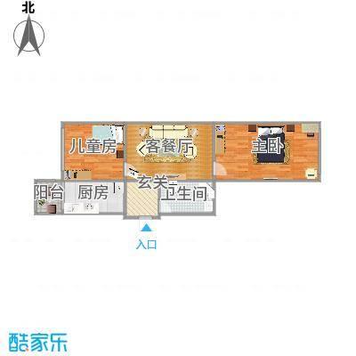 杭州-武林公寓-设计方案