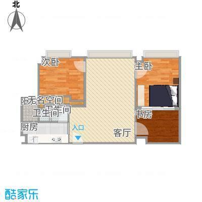 翠荷轩76.4两房两厅 - 副本-副本