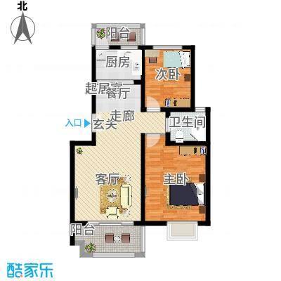咸宁-天洁国际雅典城-设计方案