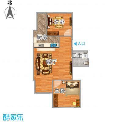 昌平-天通苑东一区-设计方案