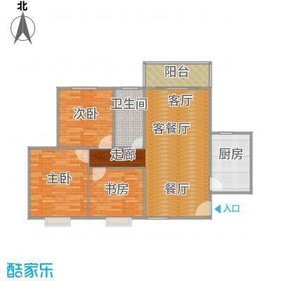 109方A型3室2厅---原图-副本