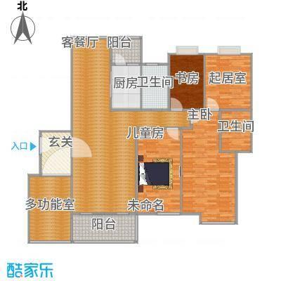 4栋11B四房加入户花园
