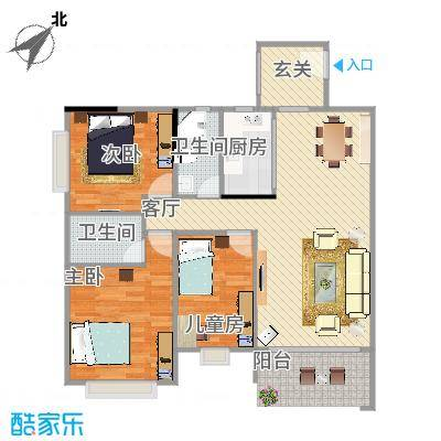 肇庆-和富家园-设计方案