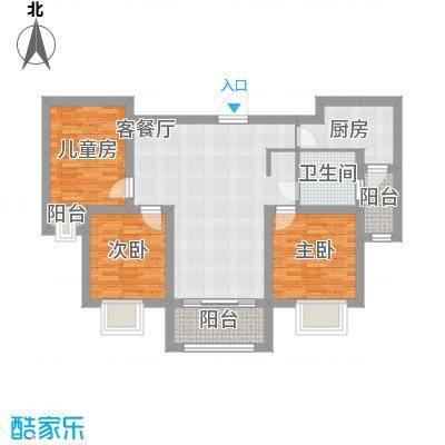 大丰香堤16号1-502