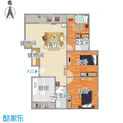 松江-绿地蔷薇九里别墅-设计方案
