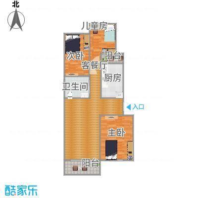 昌平-龙跃苑一区-设计方案