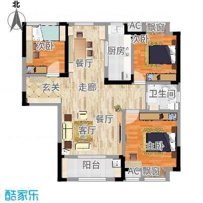栖霞-金尧首府-设计方案3