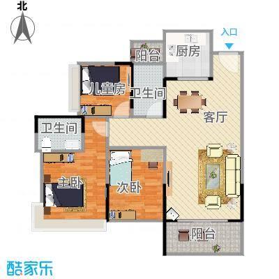 东莞-信鸿澜岸041303-设计方案