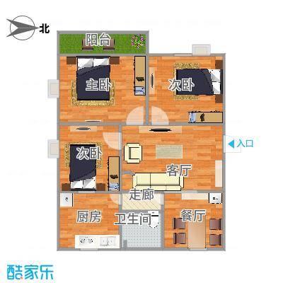 长沙-信和苑-设计方案