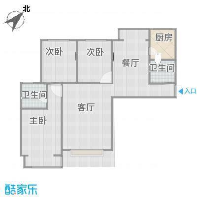 张家口高新区富强路4号府街庭院商住小区8号楼1304-震孔家