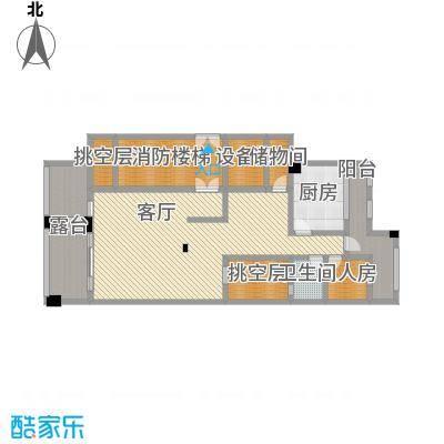 珠江郦城璞墅255三层
