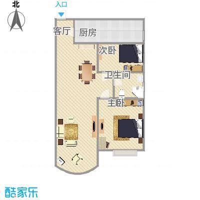 84平两室两厅-副本