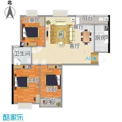 清河-中天花园(西区)-设计方案