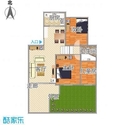浦东新-银泰花园别墅-设计方案