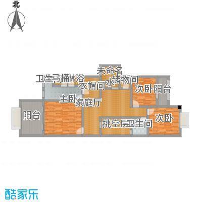 珠江郦城璞墅255平四层