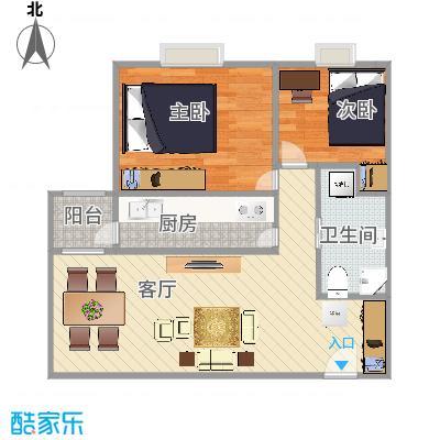 北京-广渠家园-设计方案