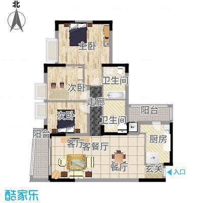 中山-银信花园-设计方案
