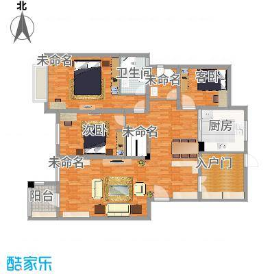 东方瑞景花园12栋104室