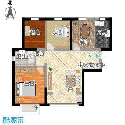 秦皇岛-天洋翠堤湾-设计方案