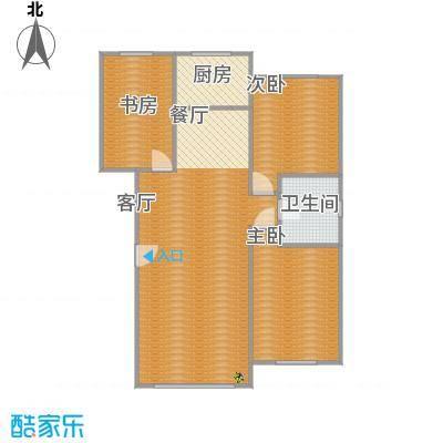 金港翠园三室两厅-副本