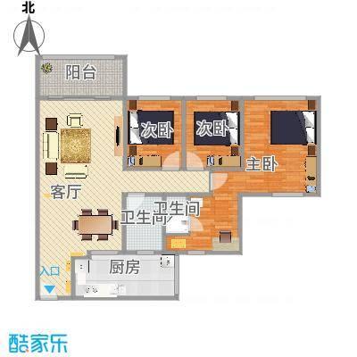 中山-锦绣阳光花园九期-设计方案