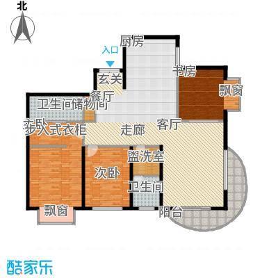 浦东新-财富海景花园-设计方案