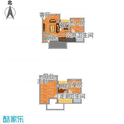 重庆-城海滨江春城一期-设计方案
