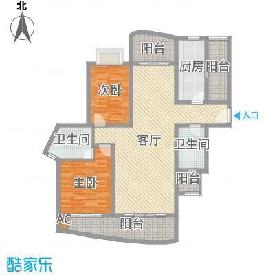 1号楼03两房两厅