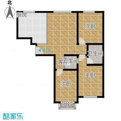 唐山-盛唐府邸-设计方案