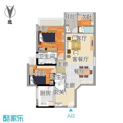 中山-怡廷豪园-设计方案