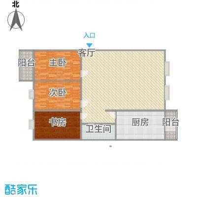 5-11三室一厅