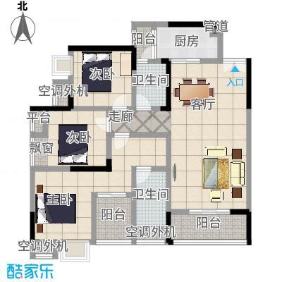 重庆-来新居水岸国际-设计方案