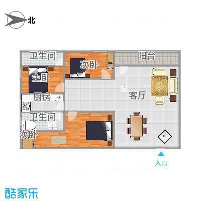 南山-荔园新村-设计方案