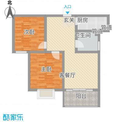 东皋明珠02户型