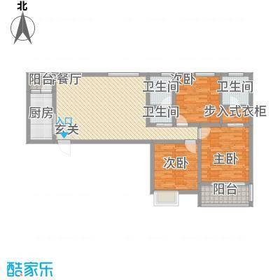 星湖101广场户型