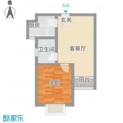长峰尚海湾C1户型