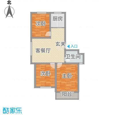 长峰尚海湾D1户型