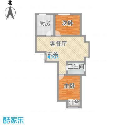 长峰尚海湾A1户型