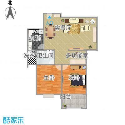 徐州-怡美家园二期-设计方案