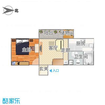 上海-杨园一村-设计方案