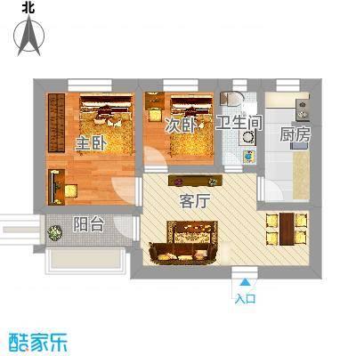 北京市通州区-玉桥南里21号楼-设计方案