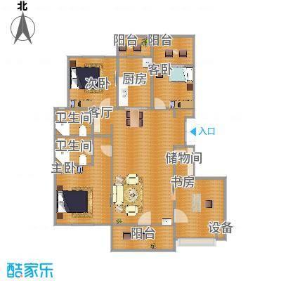 杭州-西溪华东园-设计方案