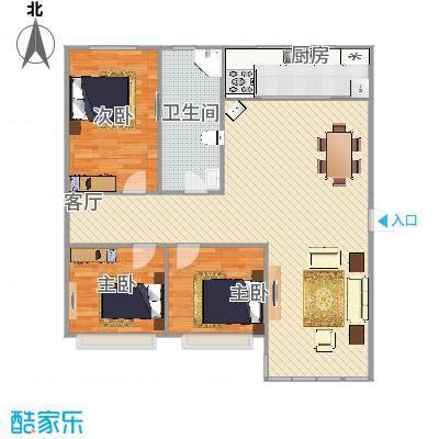扬州-天顺花园-设计方案