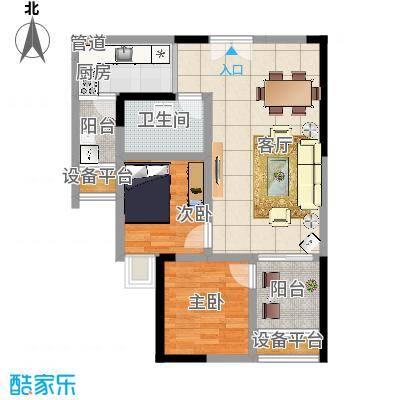 重庆-旭阳台北城敦化里-设计方案