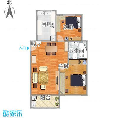 闵行-浦江世博家园十三街坊-设计方案
